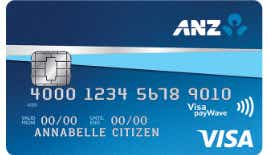 anz online credit card application