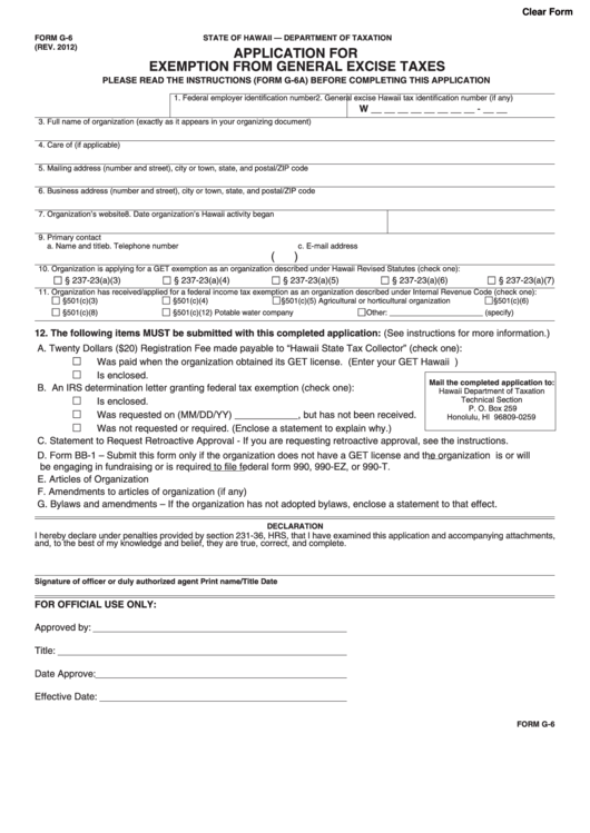 application for the affordability exemption pdf