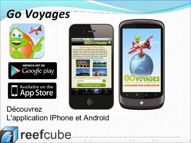 application go voyage