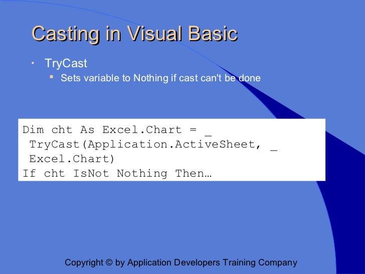 application object licensing model