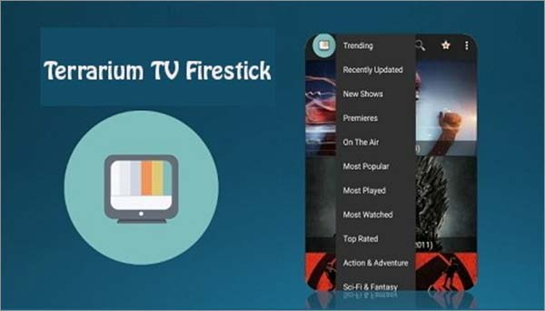 application terrarium tv