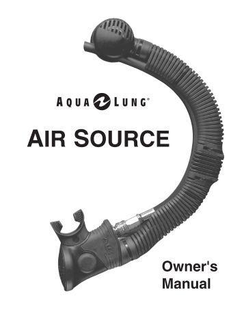 aqualung airsource service manual