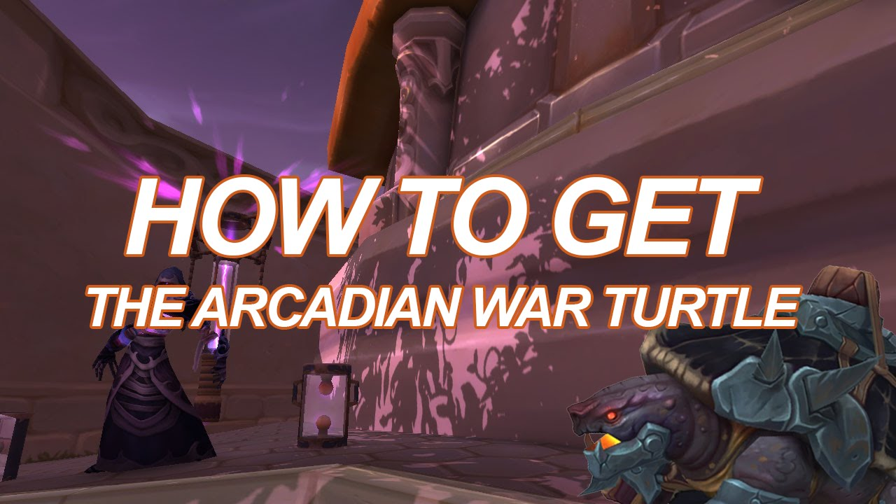 arcadian war turtle guide