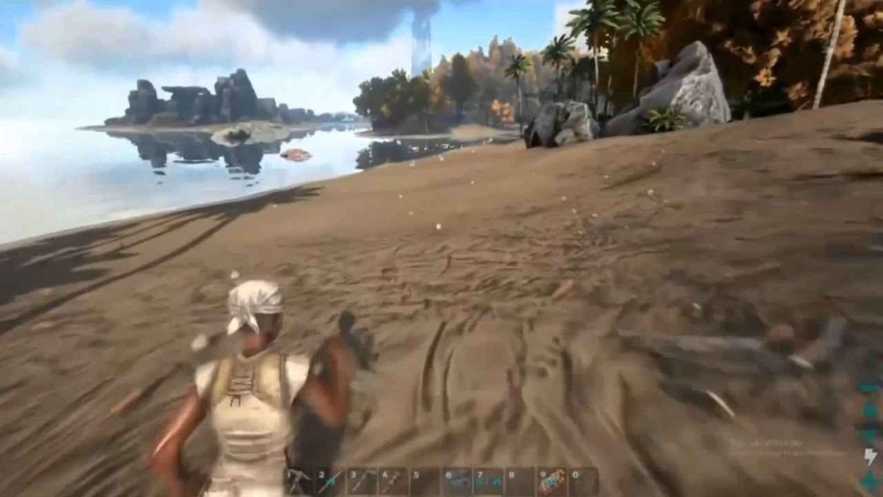 ark survival evolved beginners guide