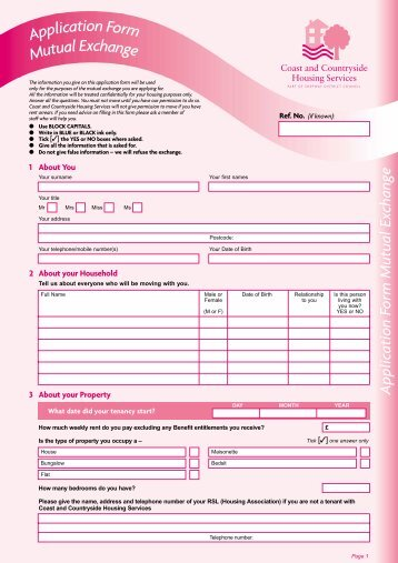 asb securities application forms