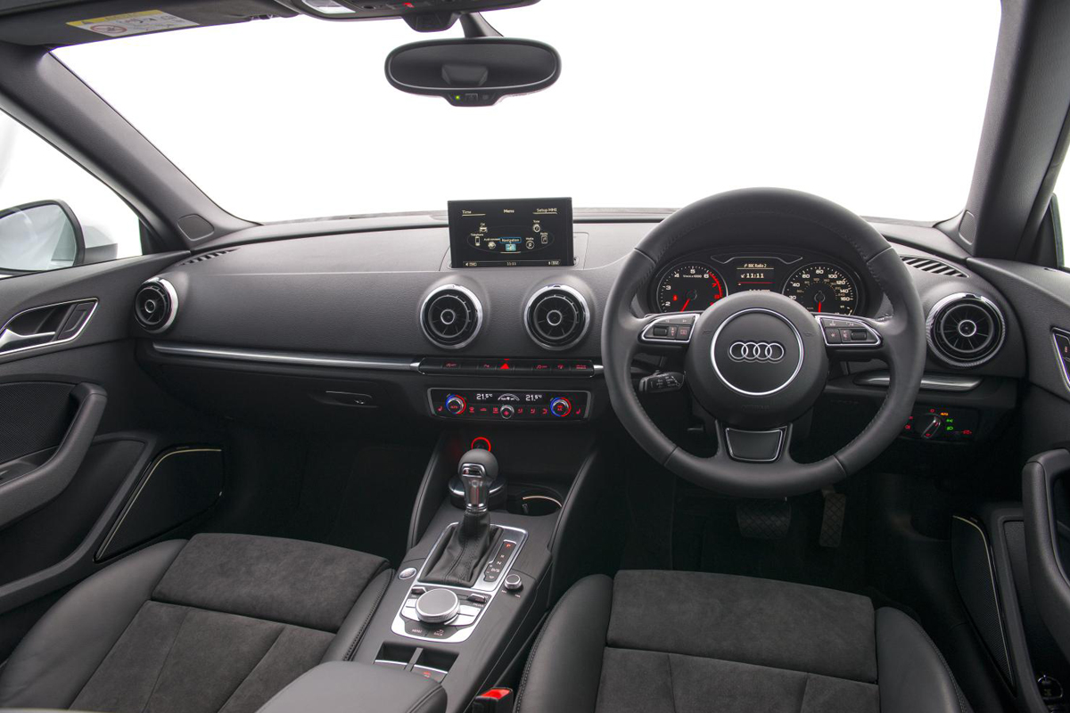 audi a3 manual or automatic