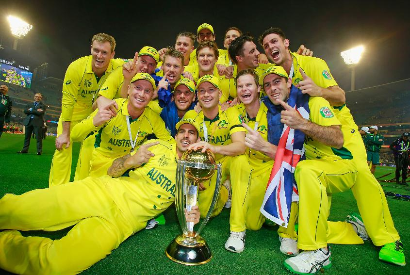 australian cricketers guide