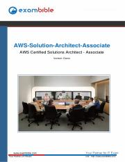 aws certified solutions architect pdf download free