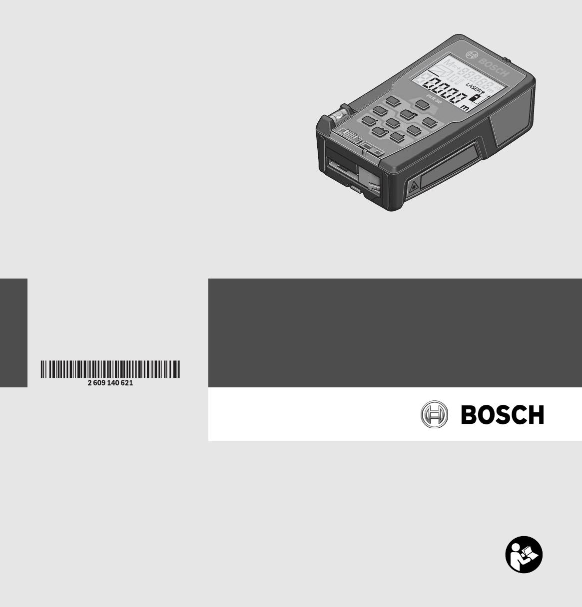 bosch plr 50 manual
