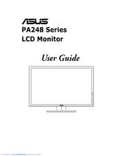 asus pa279q manual