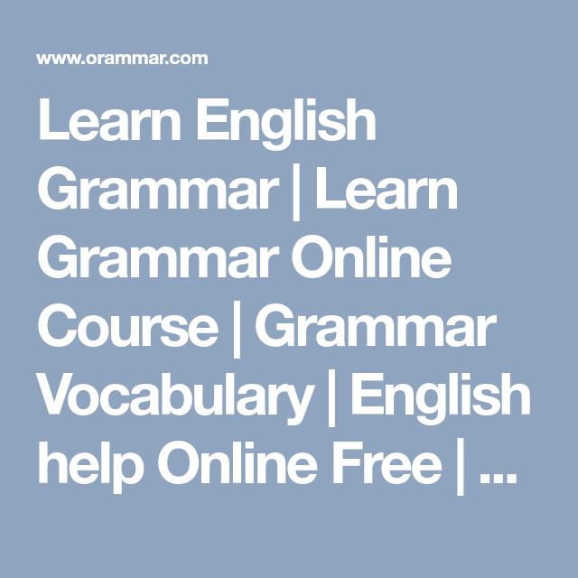 complete english grammar rules farlex pdf