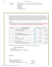 bad debt journal entry pdf