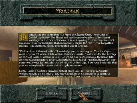 baldurs gate series guide