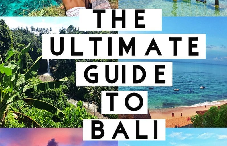 bali guide blogspot singapore