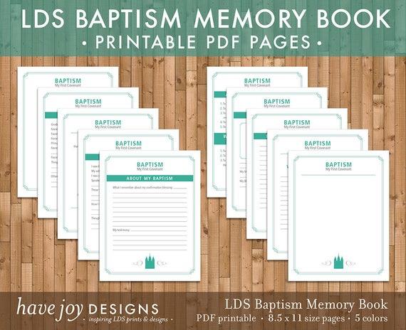 baptism booklet pdf