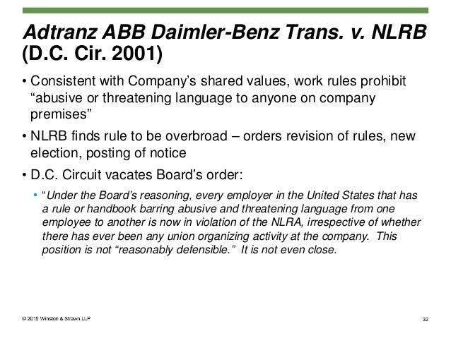 abb employee handbook