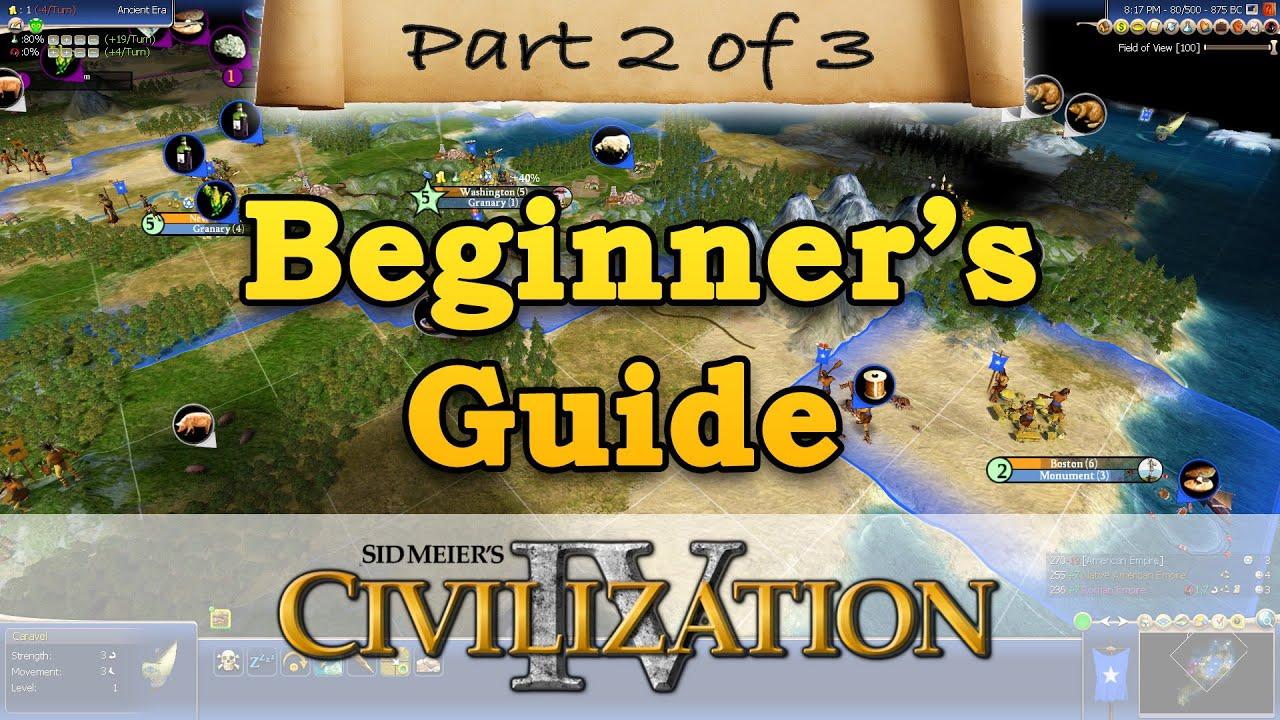 beginners guide to civilization