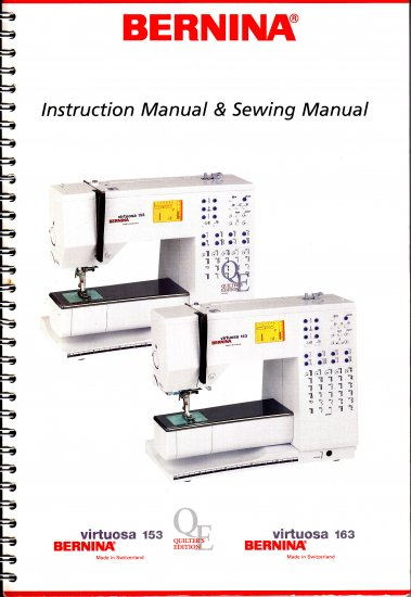 bernina 600 manual