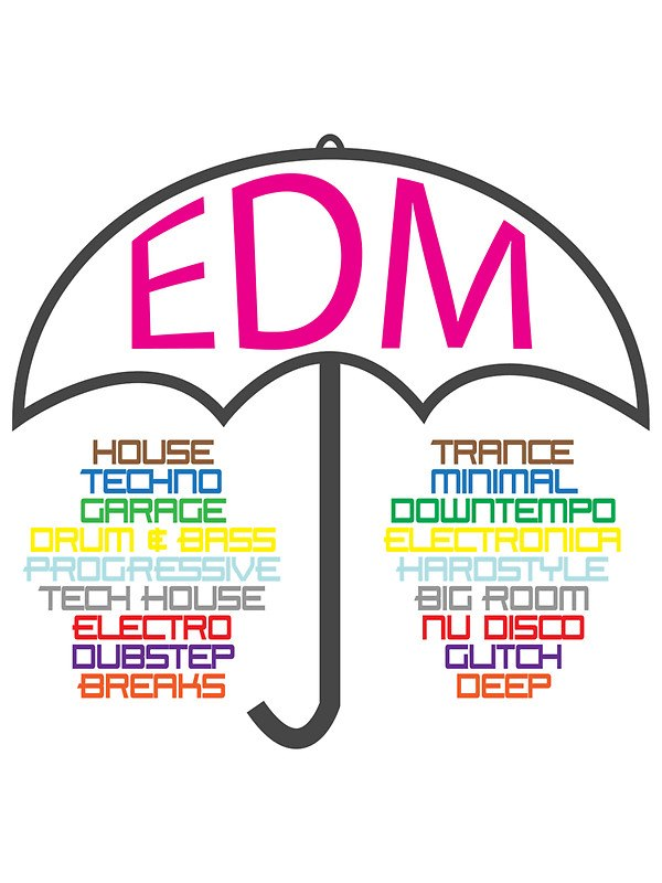 best genre guide edm