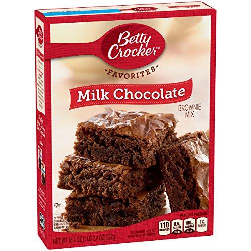 betty crocker chocolate fudge brownie mix instructions