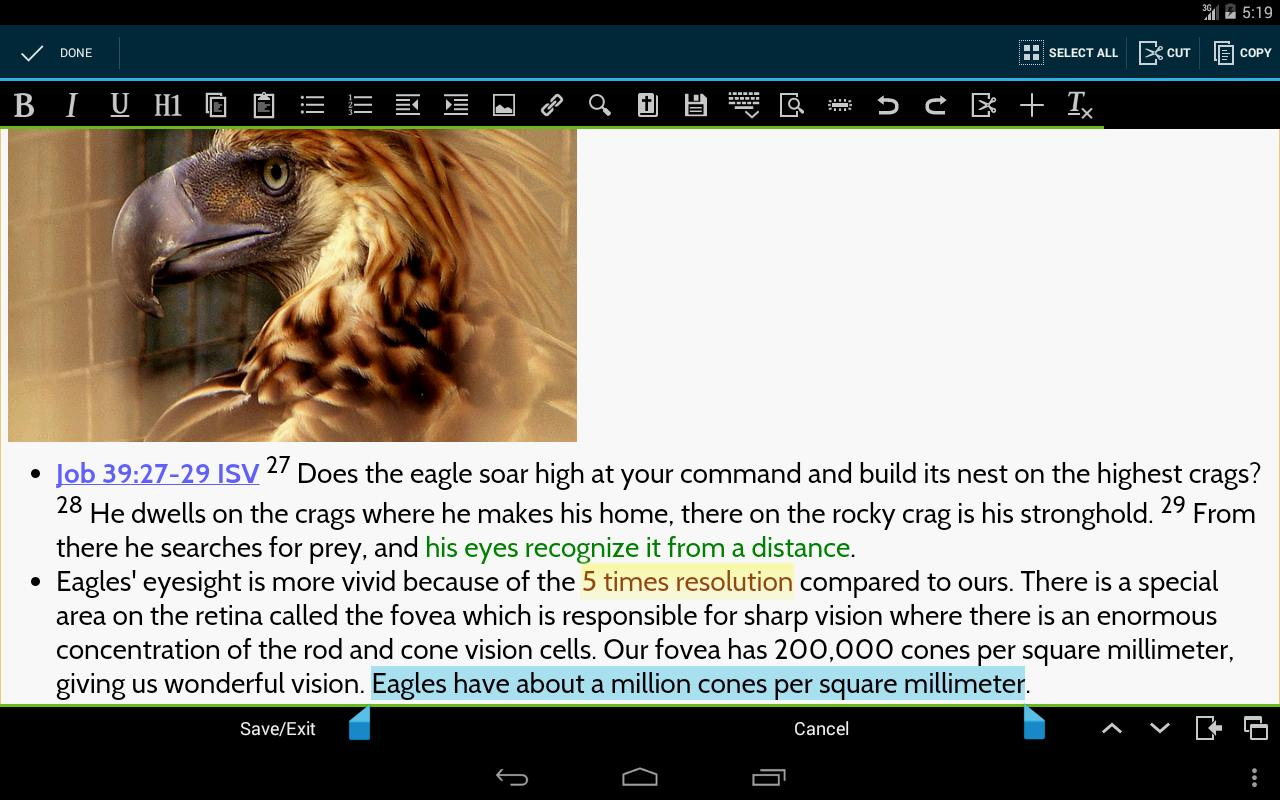 bible dictionary download for android