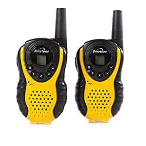 binatone walkie talkie instructions