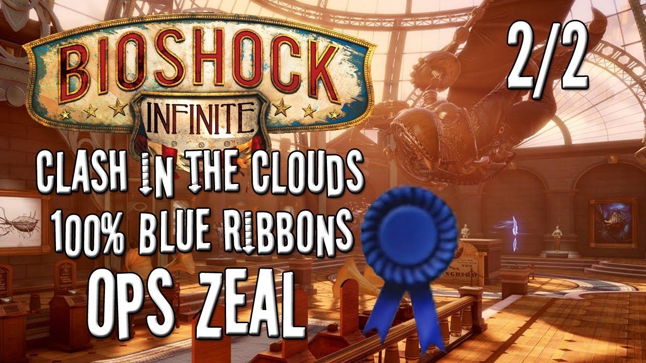 bioshock infinite clash in the clouds guide