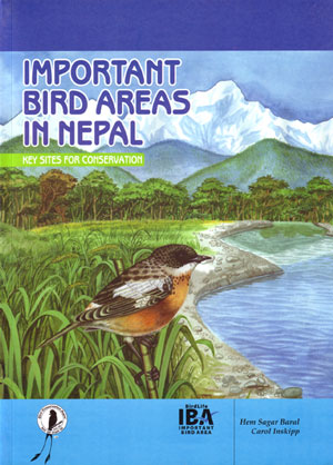 birds of nepal field guide