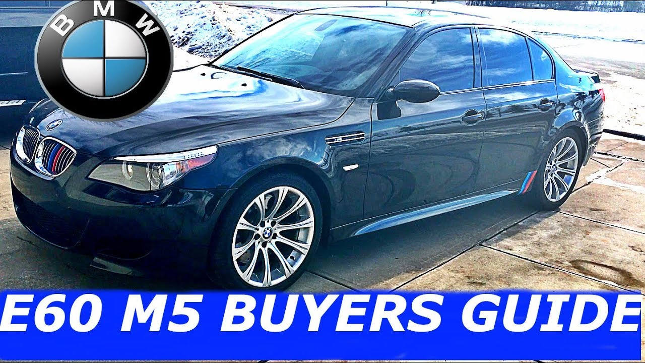 bmw e60 buyers guide