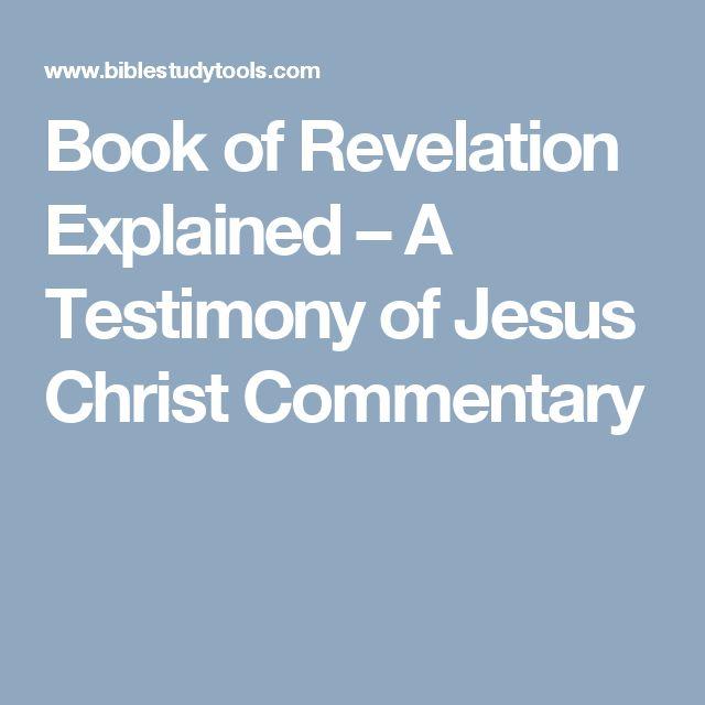 book of revelation explained pdf