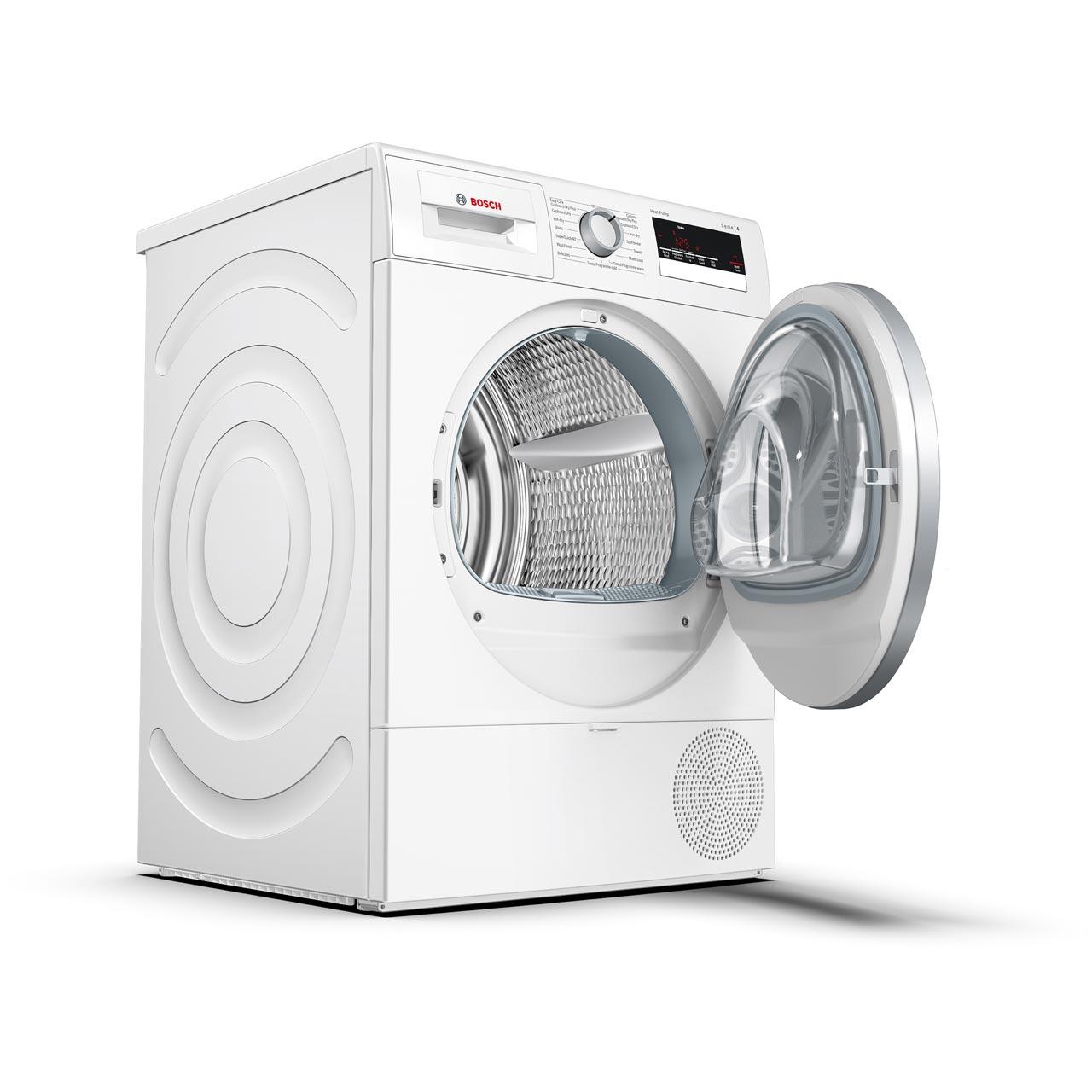 bosch serie 6 tumble dryer manual