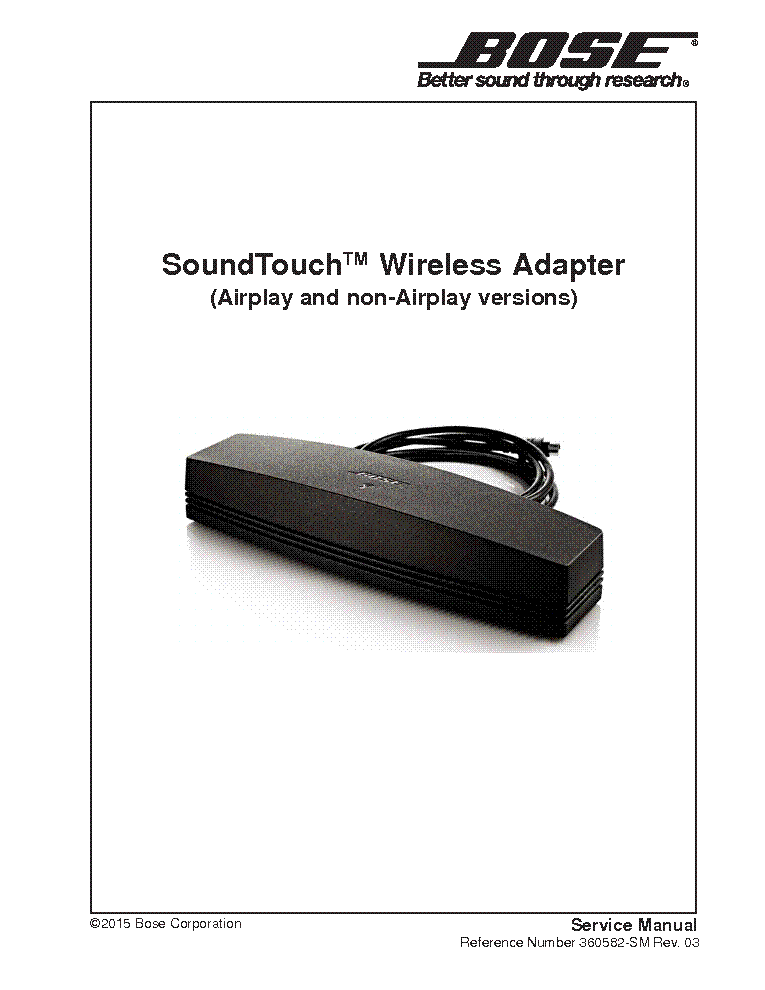 bose soundtouch 30 manual pdf