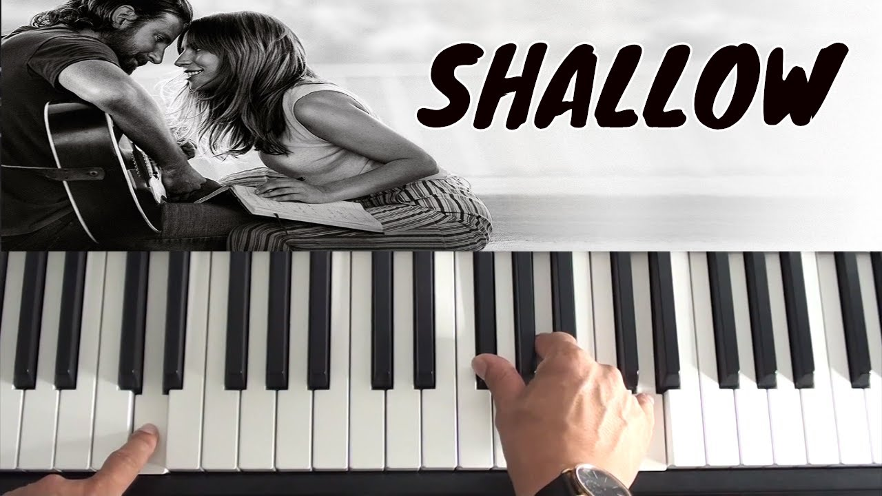 bradley cooper lady gaga song chords pdf