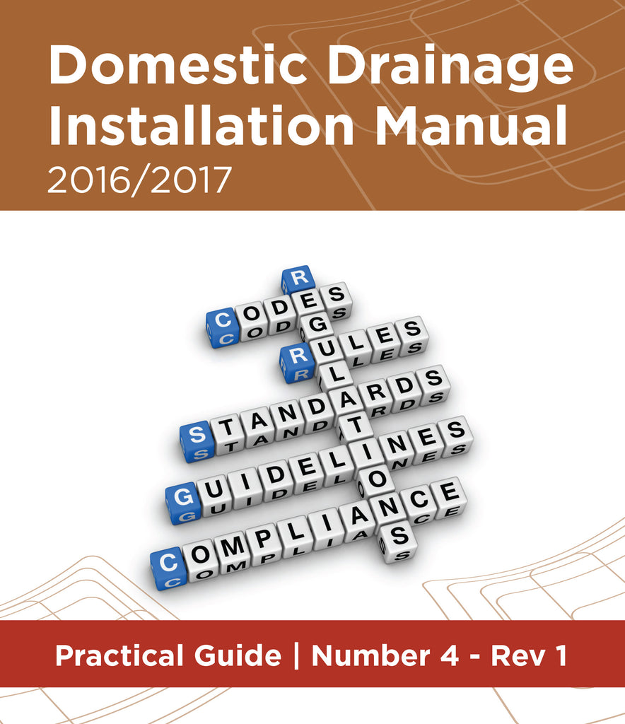 branz plumbing and drainage guide book online