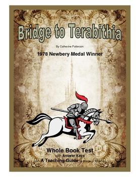 bridge to terabithia whole book quiz pdf