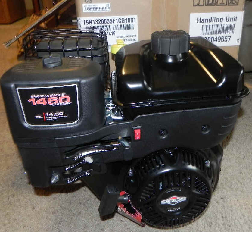 briggs and stratton 1450 engine manual
