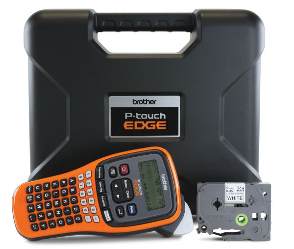 brother p touch e100 manual