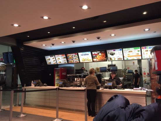 burger king application chch