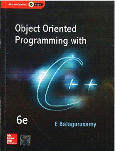 c++ tutorial pdf by balaguruswamy free download