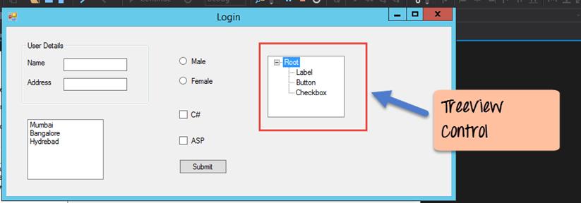 c windows form application tutorial