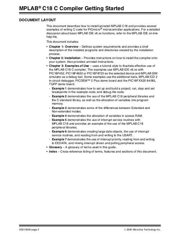 c18 user guide