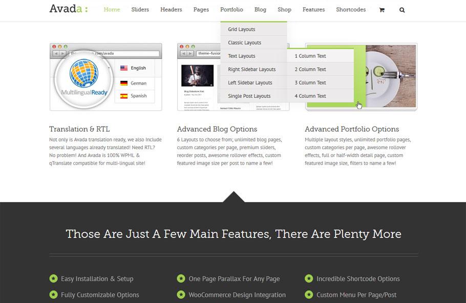 avada theme tutorial pdf