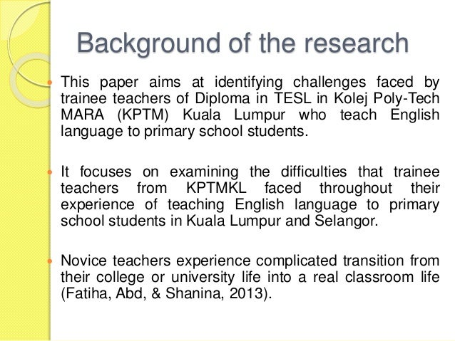 challenges faced by teachers pdf