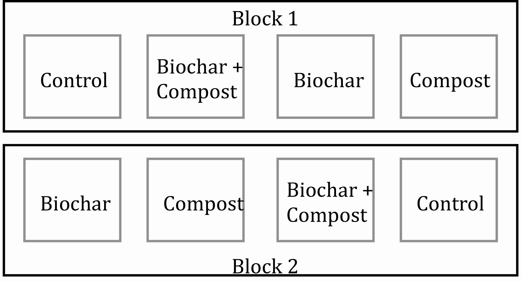 application of randomized block design