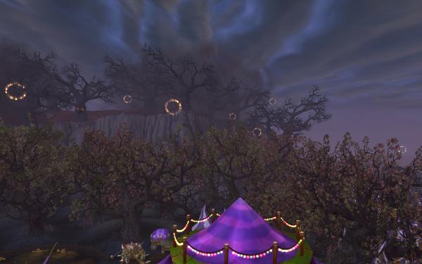 darkmoon island guide