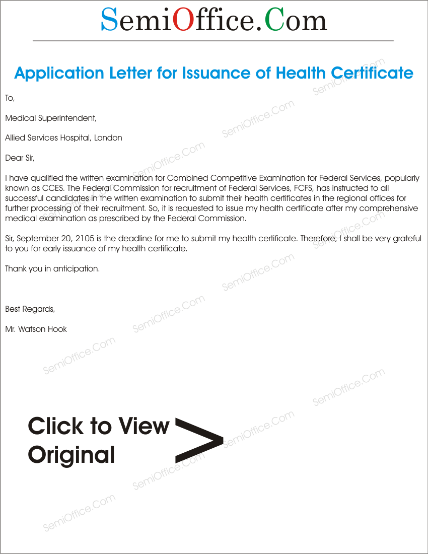 caa medical certificate application