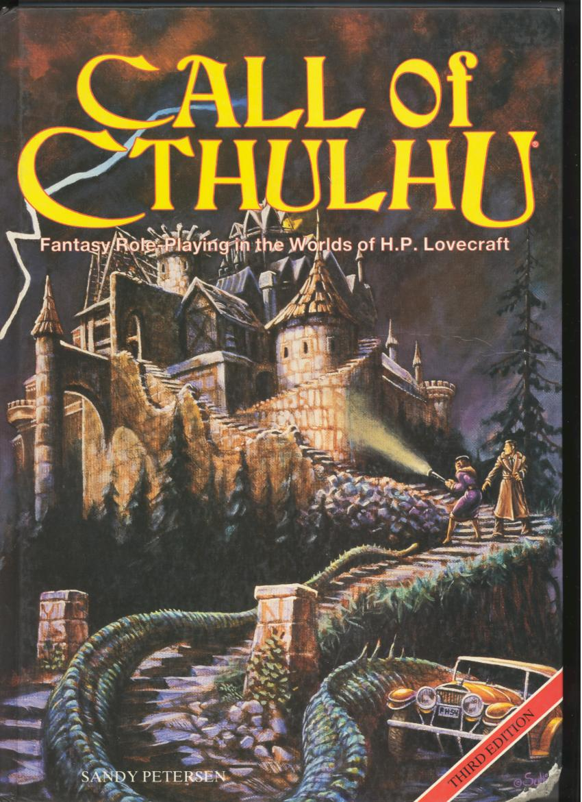 call of cthulhu 6th edition core rulebook pdf free