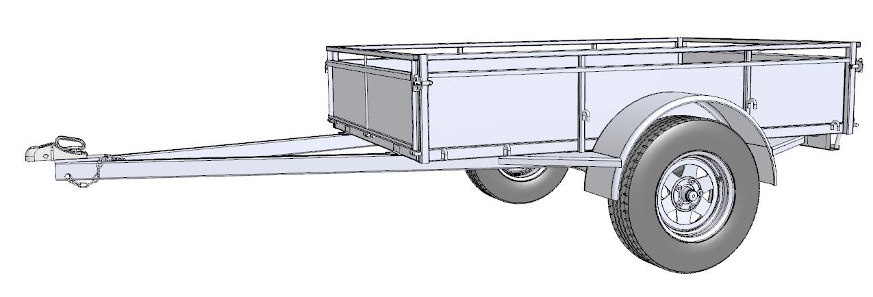 car trailer plans pdf