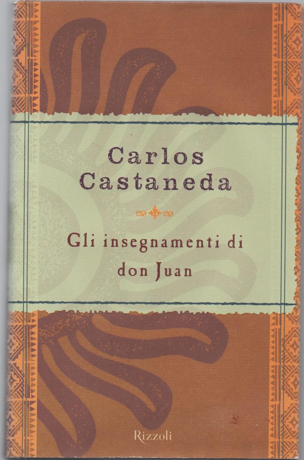 carlos castaneda books pdf