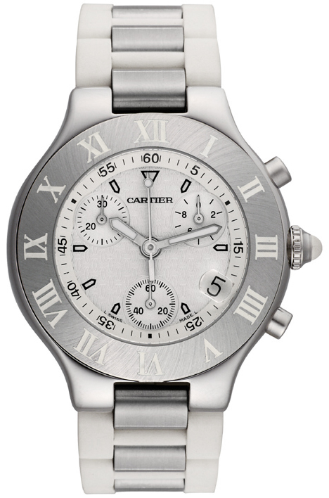 cartier chronoscaph 21 manual
